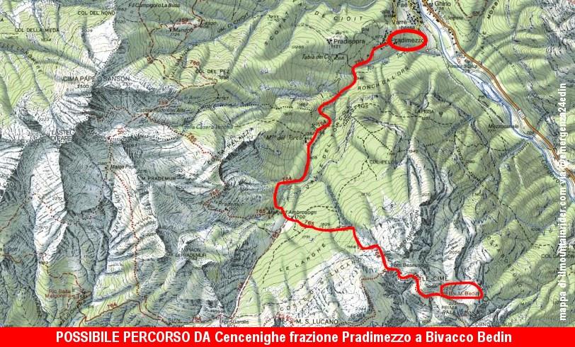 mappa_cencenighe_pradimezzo