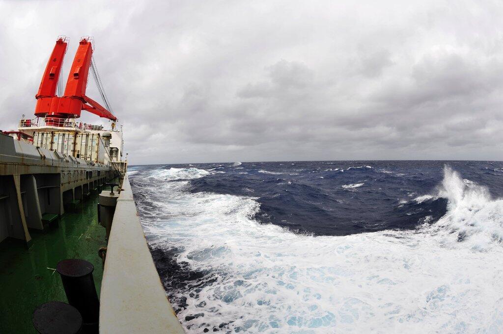 La nave rompighiaccio Xuelong