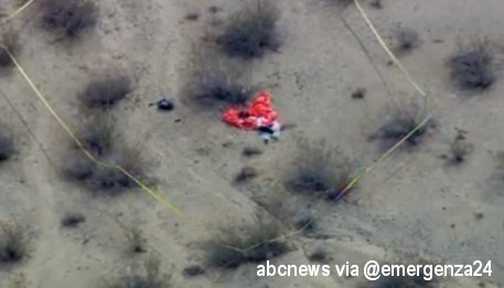 Incidente SpaceShipTwo Virgin Galactic