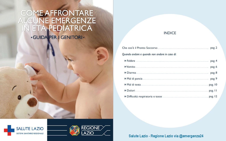 emergenza pediatrica - guida per genitori - 01